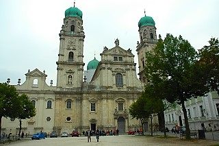 St. Stephans Cathedral, Passau